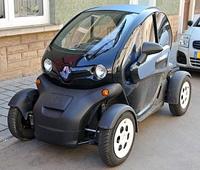 Kalle Virkus Elektriauto mobiilsus Renault Twizy